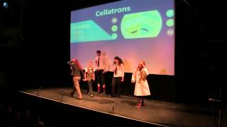 Science Slam: Cellatrons