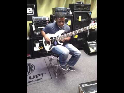 Rodrequez Stuckey Columbia SC Sims Music Store
