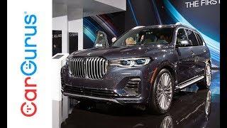 2019 BMW X7 | 2018 LA Auto Show