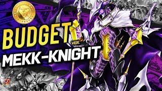 Deck Mekk-Knight Budget Version (Versión Económica) [July 2021]