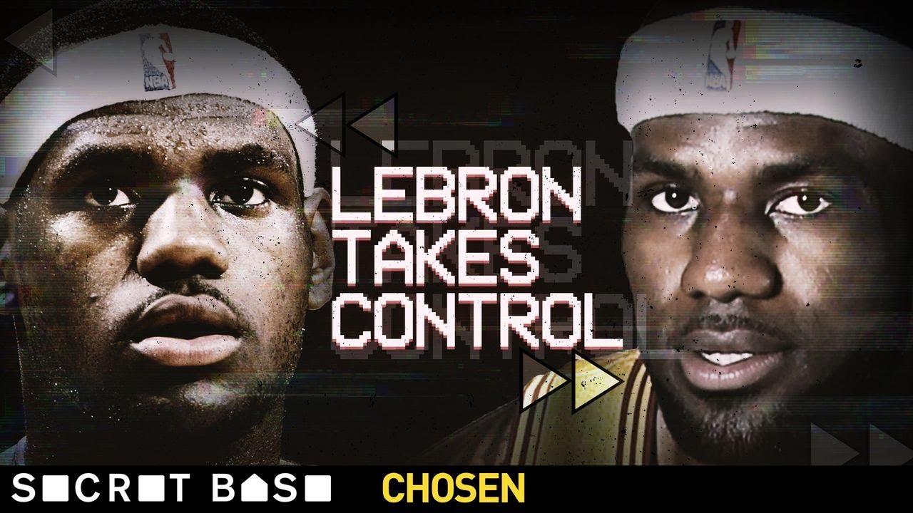 LeBron James, the Cleveland Cavalier, needs a deep rewind | CHOSEN: Chapter 3