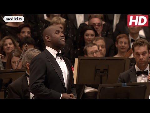 "Lawrence Brownlee - Dom Sébastien ""Seul sur la terre"" - Donizetti: Richard Tucker Opera Gala 2016"