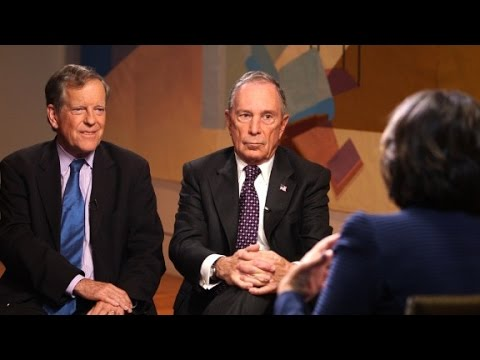 Michael Bloomberg: Climate adaption doesn't need Trump