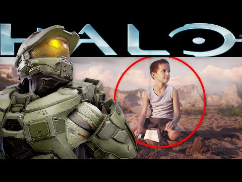 The Master Chief's Origin Story - Halo Lore