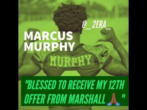 Marcus Murphy Marshall Offer