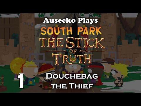 Southpark Thievery 1 [Douchebag the Thief]