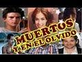 Famosos Mexicanos que Murieron Jovenes - YouTube
