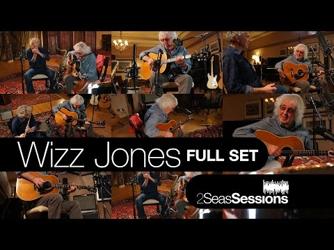 Wizz Jones - 2Seas Sessions - Full Set