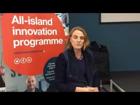 InterTradeIreland - Dr. Breda Kenny (All-island innovation programme)