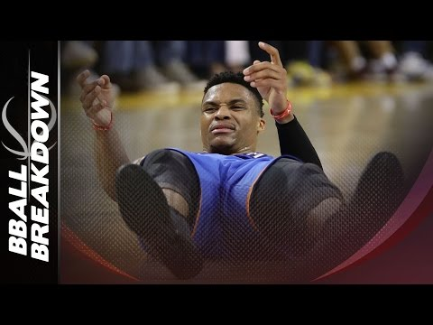 Russell Westbrook Is Not As Good As You Think At The Rim