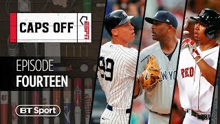 The Yankees and Sox take London! | Caps Off, episode 14