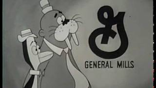 VINTAGE 1960s TV COMMERCIAL - CHEERIOS KID CHARMING A SNAKE