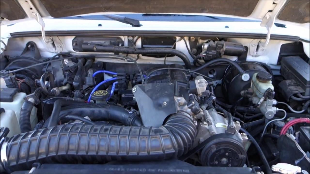 98 ranger 4 0 mazda b4000 intake gaskget replacement p0171 p0174 [ 1280 x 720 Pixel ]