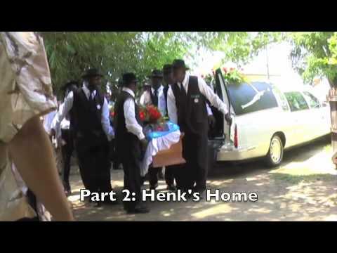 Henk Tjon's Funeral, Paramaribo, Suriname  Sept. 20-21, 2009