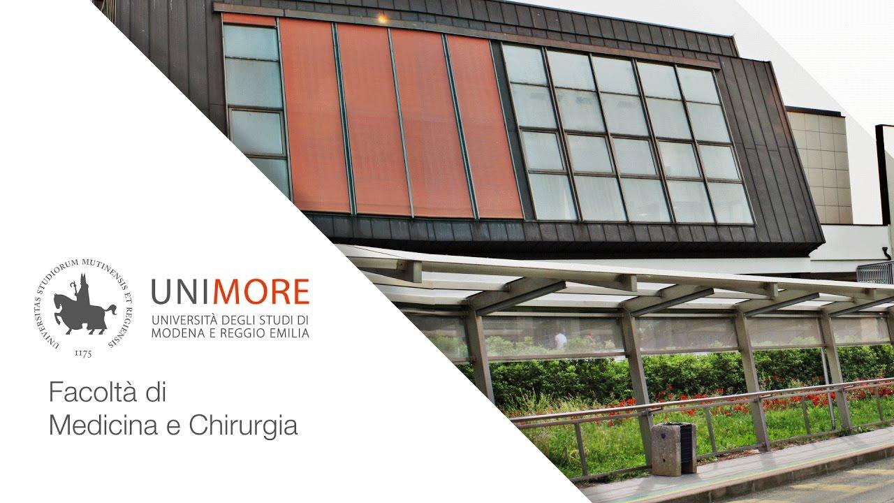 Calendario Unimore.Corso Di Laurea In Infermieristica Sede Di Modena