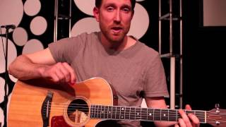 Hillsong United ZION Oceans Where Feet May Fail Acoustic Tutorial