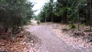 Schnipseljagd Bikepark Warstein 030314
