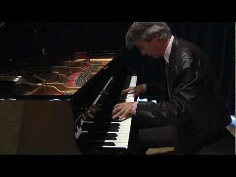 Ludwig van Beethoven Mondscheinsonate - Jürg Hanselmann, Klavier