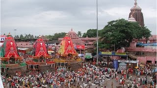 Jagannatha Puri. Ratha - Yatra