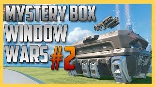 Mystery Box Window Wars #2 - Rockets, Death Machines, and... pistols. | Swiftor