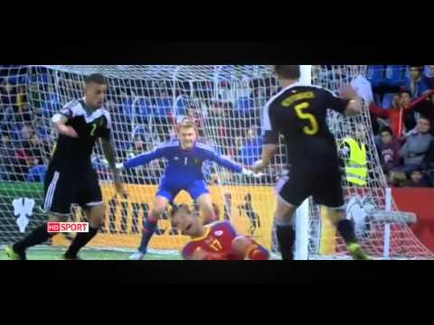 Andorra Vs Belgium 1 4 Full Highlights HD   UEFA Euro Qualifying 10 10 2015