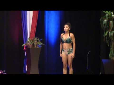 Miss Globe United States 2017 - Talent Show - Jade Richardson