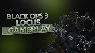 Black Ops 3 Locus Metro Sniping Gameplay PS3