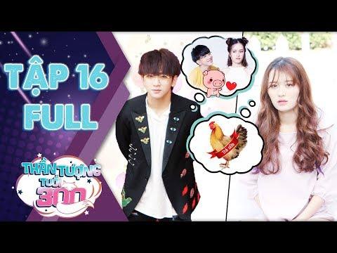 """Thần tượng tuổi 300 sitcom   Tập 16 full: Trần Phong tiết lộ """"crush"""", Bích Chi ân hận vì """"trà sữa"""""""
