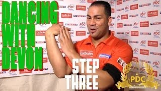 Dancing with Devon Peterson - Step by Step Guide on how to look good on stage at the Darts