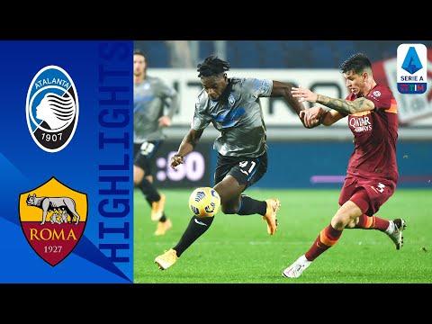 Atalanta AS Roma Goals And Highlights