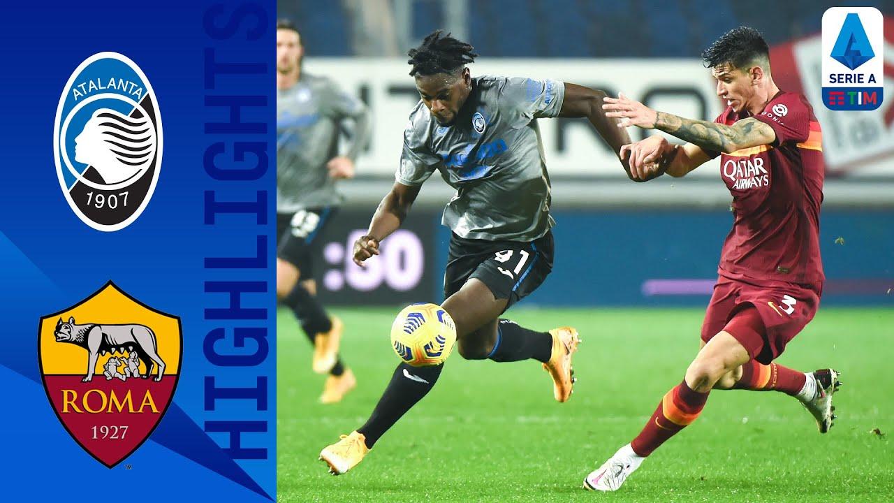 Download Atalanta 4-1 Roma   Iličić Stars as Atalanta Win Big Against Roma   Serie A TIM