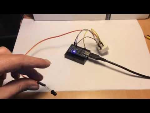 Sensor Ir Rx Tx Arduino
