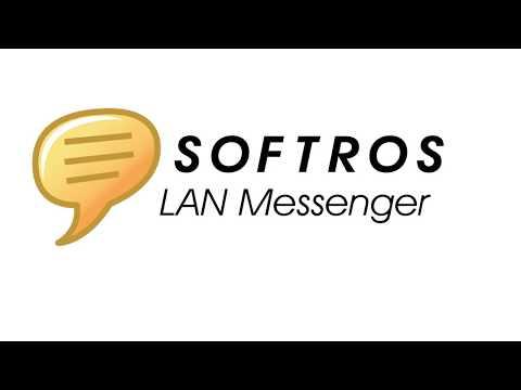 Softros LAN Messenger Para Windows 10, 7/8, XP