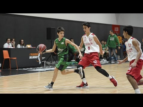 Minicopa Endesa (fase previa): Divina Joventut - Bilbao Basket