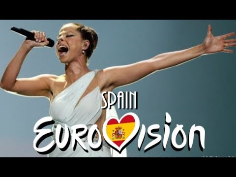 Eurovision Song Contest | Spain (1961 - 2018) | All The Entries