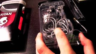 Hello. This was a quick unboxing/overview of the Skullcandy Titan, ...