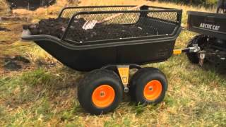 ATV Utility Carts for the Farm: Polar HD