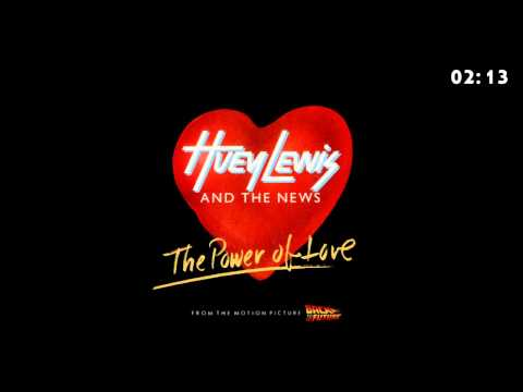 Huey Lewis & The News - The Power Of Love (1985) High Quality [320 kbps]