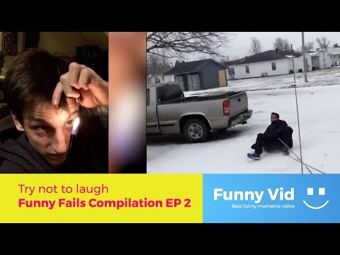 Try not to laugh - Funny Fails Compilation EP 2