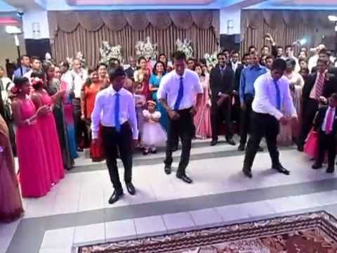 Surprise Wedding Dance In Sri Lanka 2014 Youtube