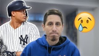 GIANCARLO STANTON TRADED TO YANKEES REACTION