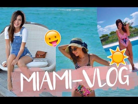 VLOG:: Vacaciones en Miami  🌴🌺 - Tana Rendón