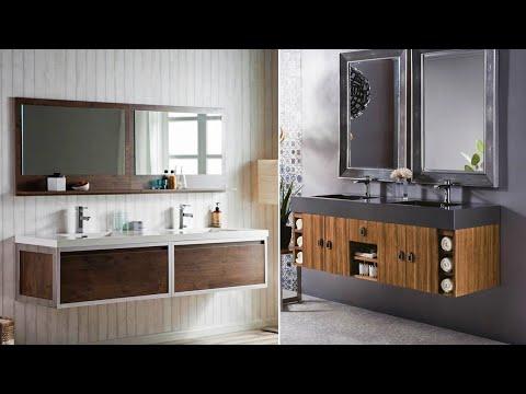 120 Modern Bathroom Vanity Design Ideas Beautiful Bath Vanity Cabinet Designs Youtube