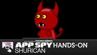 Shurican | iOS iPhone / iPad Hands-On - AppSpy.com