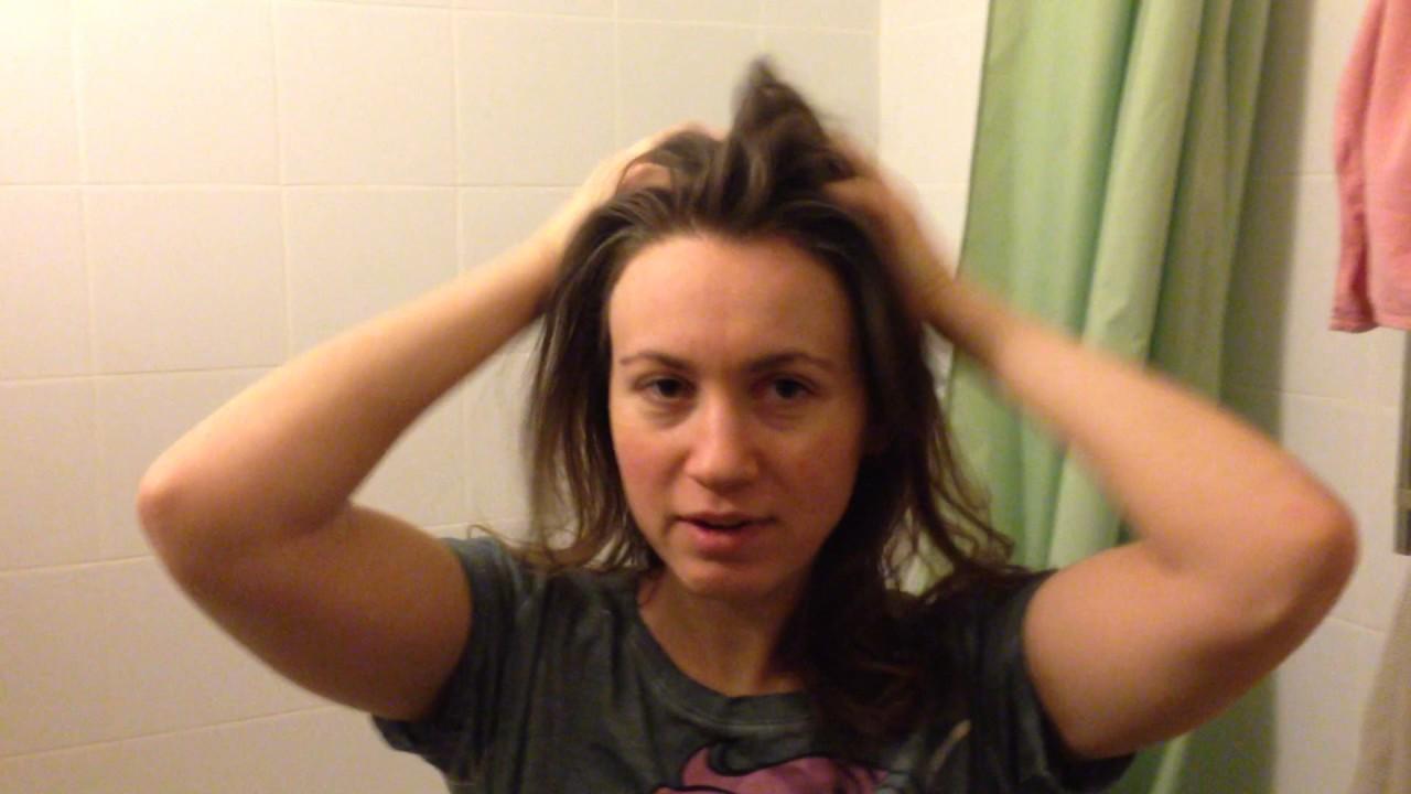 Как сделать чистыми волосы