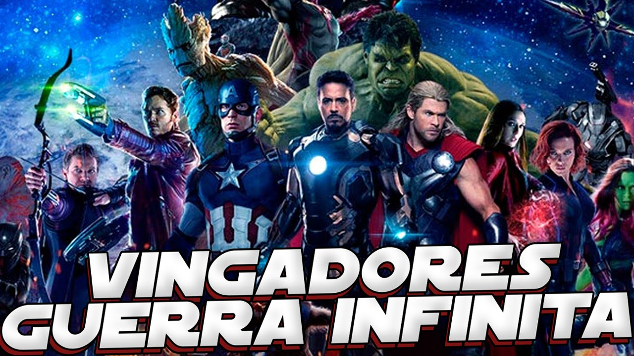 NossoDownload: Vingadores Guerra Infinita Torrent 720p