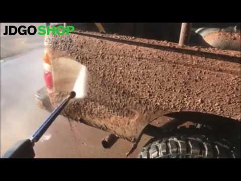 Hydro Jet High Pressure Power Washer 5