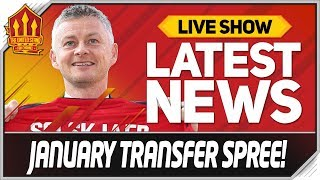 Solskjaerand39s Top 5 January Transfers Man Utd Transfer News