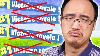 ILS NE VEULENT PAS QUE JE GAGNE... | Fortnite Battle Royale