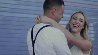 Mikaela + Luke. Videography by Venture Forth Film Co.